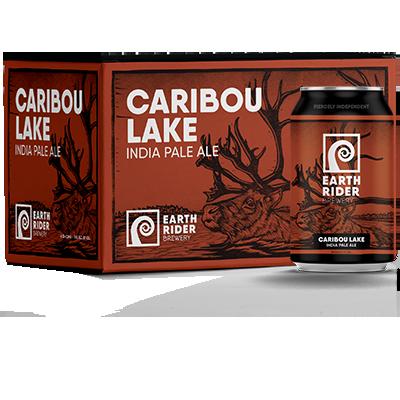 Earth Rider Caribou Lake IPA 6 pack