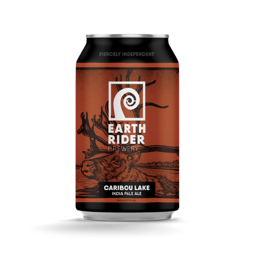 Caribou Lake IPA by Earth Rider Brewery