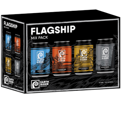 Earth Rider Flagship Mix Pack