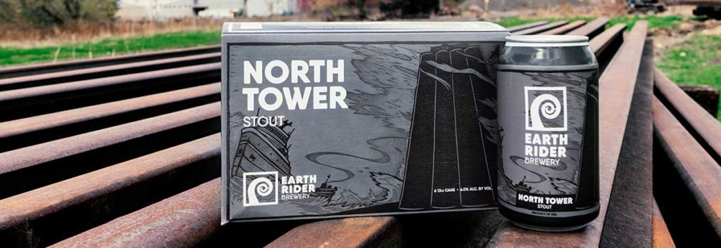 Earth Rider North Tower Stout 6 Pack