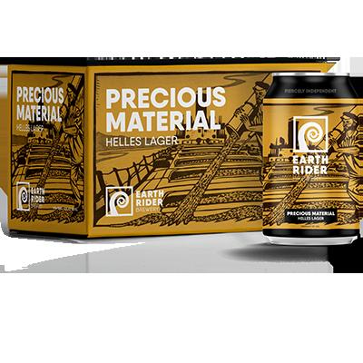 Earth Rider Precious Material 6 pack