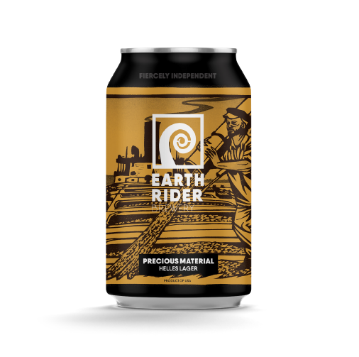 Precious Material by Earth Rider Brewery