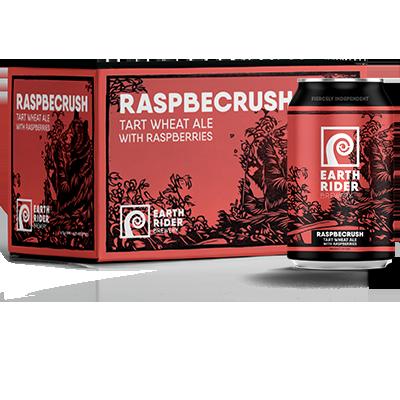 Earth Rider Raspbecrush 6 pack