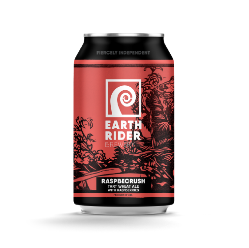 Raspbecrush by Earth Rider Brewery
