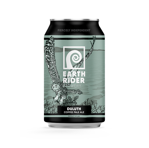 Duluth Coffee Ale by Earth Rider Brewery