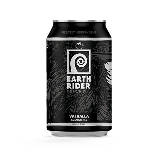 Valhalla Scotch Ale by Earth Rider Brewery