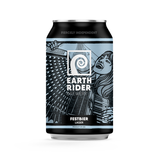 Festbier Lager by Earth Rider Brewery