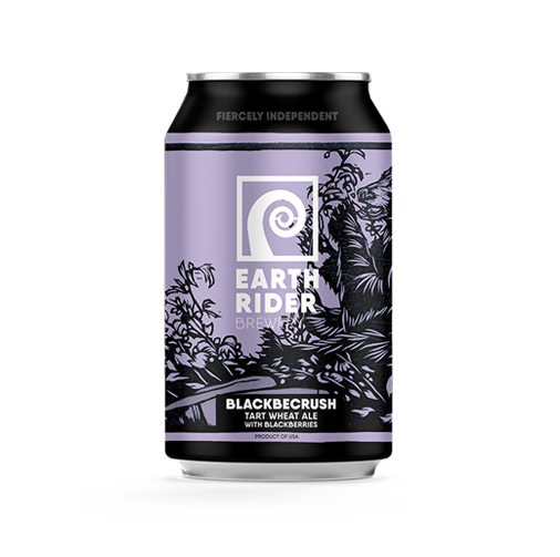 Blackbecrush by Earth Rider Brewery