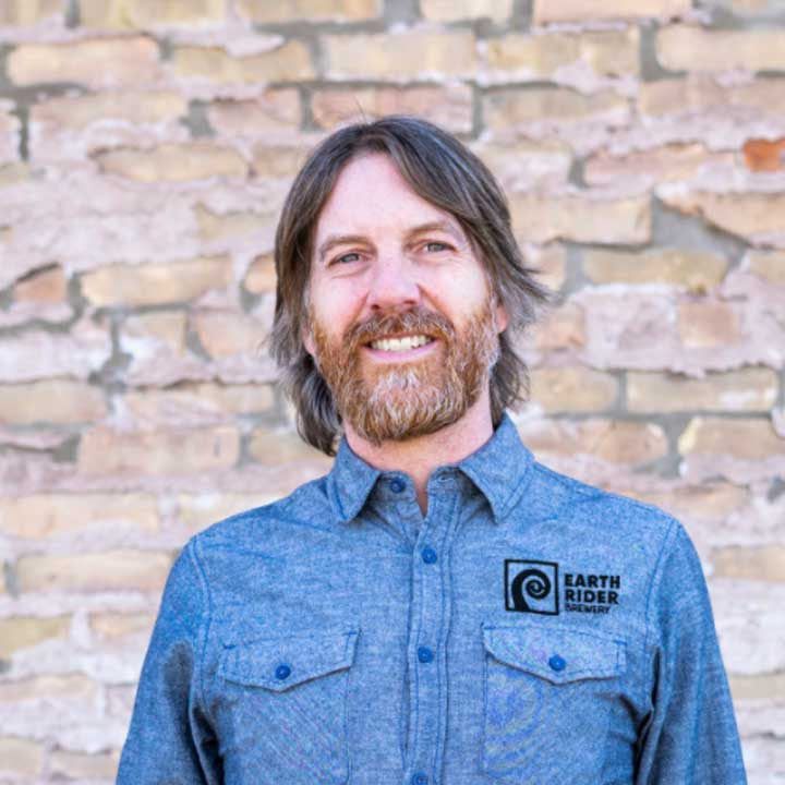 Brad Nelson Marketing Director at Earth Rider Brewery