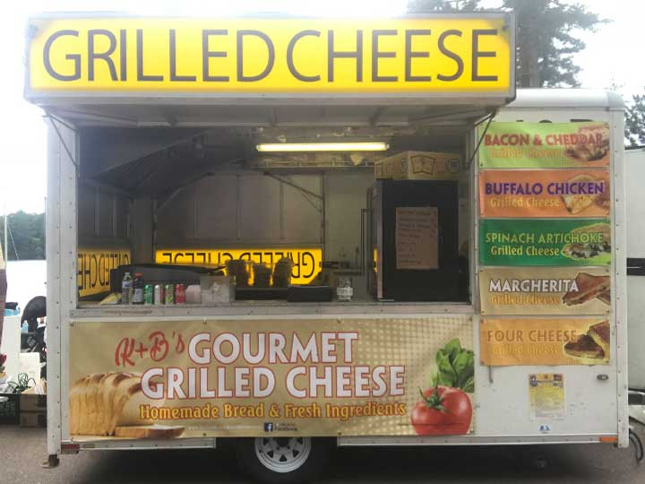 K&B Grilled Cheese Food Truck