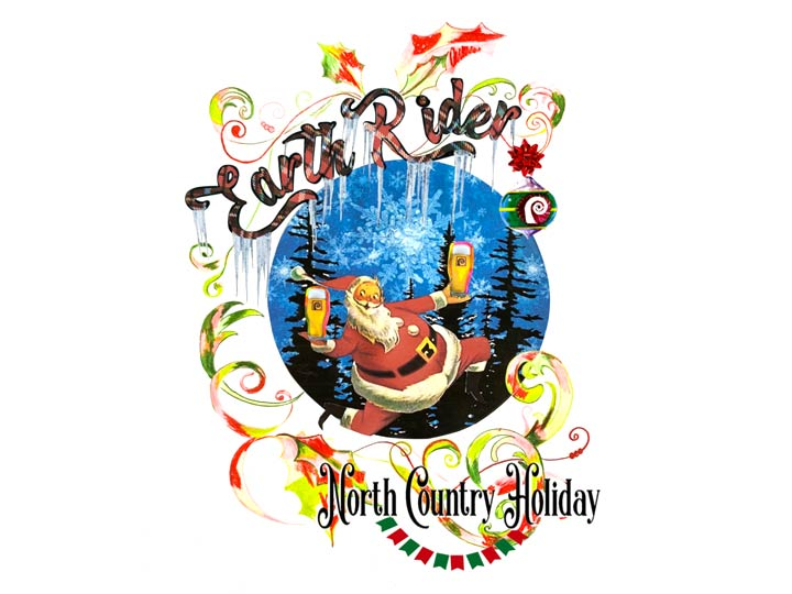 Earth Rider North Country Holiday 2020