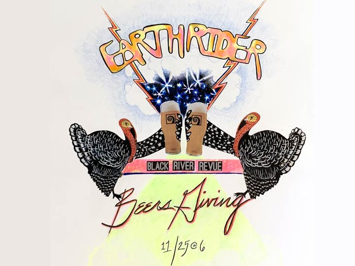 Earth Rider Beers Giving 2020