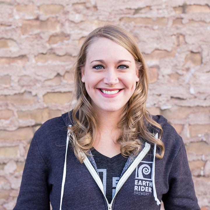 Courtney Lova Events Coordinator at Earth Rider Brewery